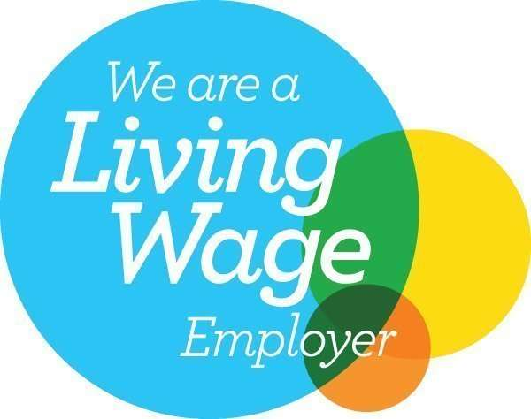 That's Her Business Pay The Living Wage - A Living Wage Accredited Employer