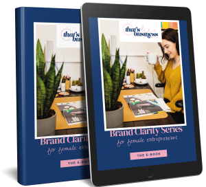 Brand Clarity Series: The eBook